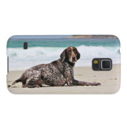 German Shorthaired Pointer - Luke - Riley Galaxy S5 Case