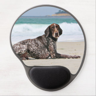 German Shorthaired Pointer - Luke - Riley Gel Mouse Pad