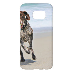 German Shorthaired Pointer - Luke - Riley Samsung Galaxy S7 Case