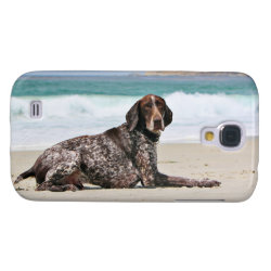 German Shorthaired Pointer - Luke - Riley Samsung S4 Case