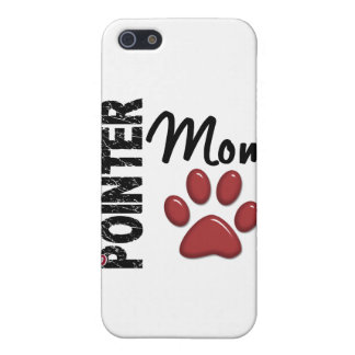 German Shorthaired Pointer Mom 2 Cover For iPhone SE/5/5s