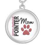 German Shorthaired Pointer Mom 2 Custom Necklace