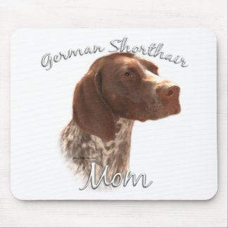 German Shorthaired Pointer Mom 2 Mouse Pad