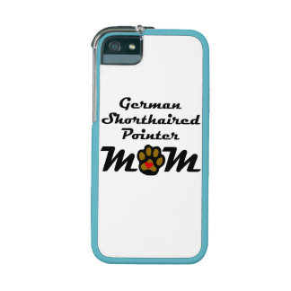 German Shorthaired Pointer Mom iPhone 5 Cover