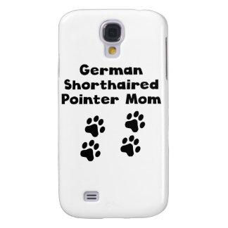 German Shorthaired Pointer Mom Samsung Galaxy S4 Case
