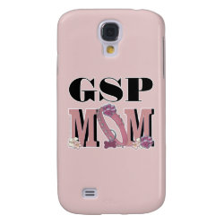 German Shorthaired Pointer MOM Galaxy S4 Case