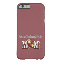 Case-Mate Barely There iPhone 6 Case with German Shorthaired Phone Cases design