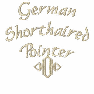 German Shorthaired Pointer Mom Gifts Embroidered Shirt