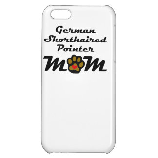 German Shorthaired Pointer Mom iPhone 5C Cover
