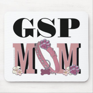 German Shorthaired Pointer MOM Mouse Pad