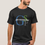 German Shorthaired Pointer Monogram Design T-Shirt