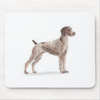German Shorthaired Pointer Mouse Pad