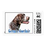 German Shorthaired Pointer Name Postage Stamps