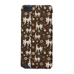 Case-Mate Barely There 5th Generation iPod Touch Case with German Shorthaired Phone Cases design