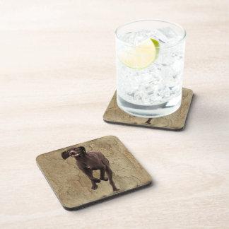 German Shorthaired Pointer Pet-lover Beverage Coaster