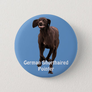 German Shorthaired Pointer Pet-lover Button