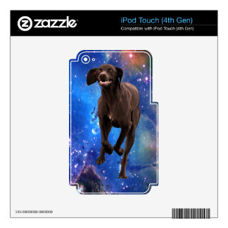 German Shorthaired Pointer Pet-lover iPod Touch 4G Decal