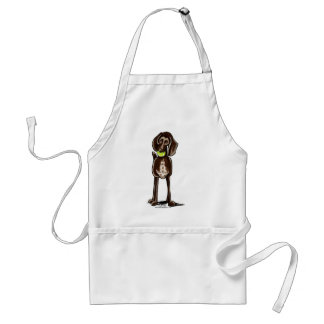 German Shorthaired Pointer Playtime Adult Apron