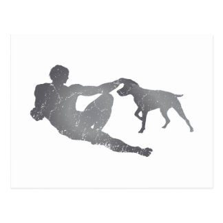 German Shorthaired Pointer Postcard