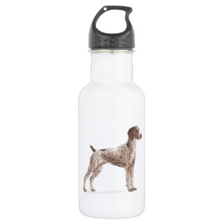German Shorthaired Pointer Stainless Steel Water Bottle