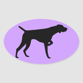 German Shorthaired Pointer Stickers