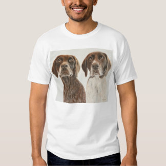 German Shorthaired Pointers T-shirt