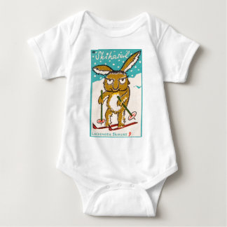 German Ski Bunny T-shirts