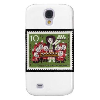 German Snow White Galaxy S4 Case