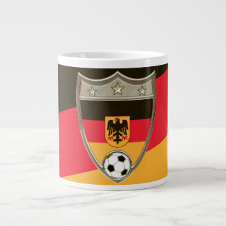 German Soccer 20oz. Large Coffee Mug