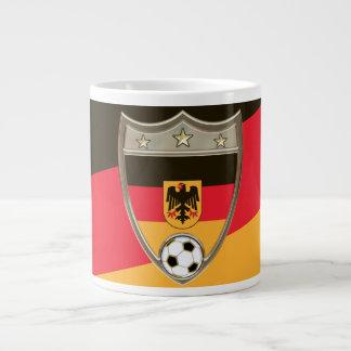 German Soccer 20oz. Jumbo Mug