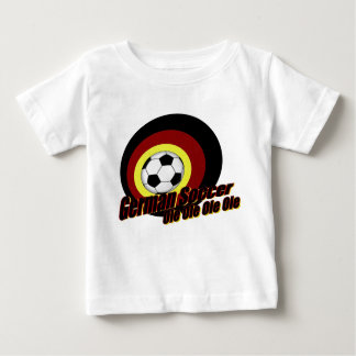 german soccer baby T-Shirt