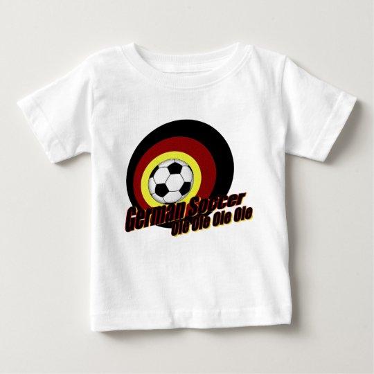 german soccer baby T-Shirt