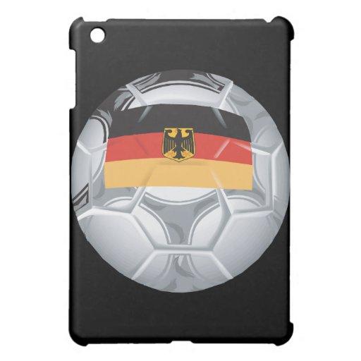 German Soccer Ball Case For The iPad Mini