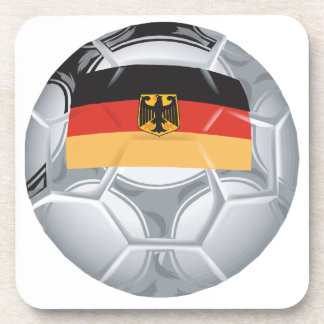 German Soccer Ball Coaster