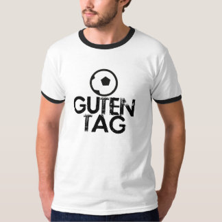 German Soccer: Deutschland World Cup T-Shirt