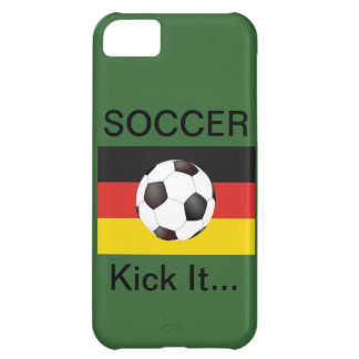 German Soccer Kick It... Cover For iPhone 5C