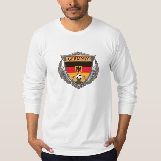 German Soccer Shirt