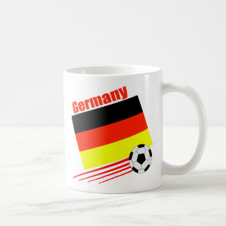 German Soccer Team Coffee Mug