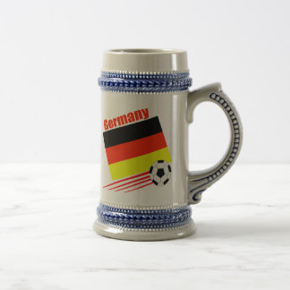 German Soccer Team Coffee Mug
