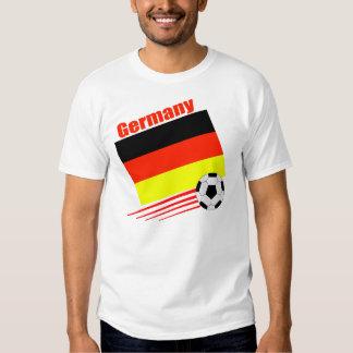 German Soccer Team Shirt