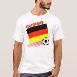 German Soccer Team T-Shirt