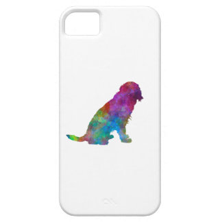 German Spaniel in watercolor iPhone SE/5/5s Case