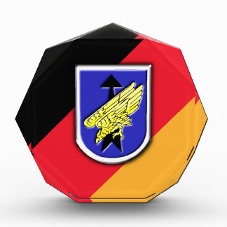 German Special Forces (KSK) Acrylic Award