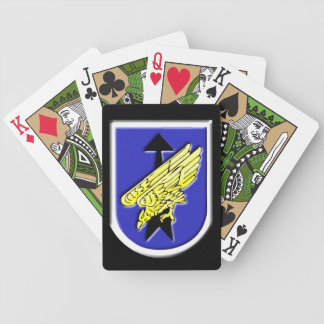 German Special Forces ''KSK'' Bicycle Playing Cards