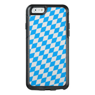 GERMAN STATE OF BAVARIA Flag Colors pattern OtterBox iPhone 6/6s Case