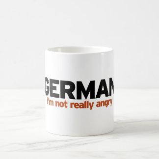 German Stereotype Coffee Mug