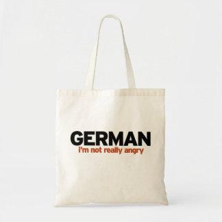 German Stereotype Tote Bag