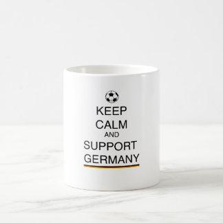 German Support Mug