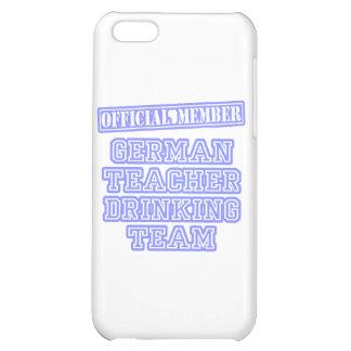 German Teacher Drinking Team iPhone 5C Cases