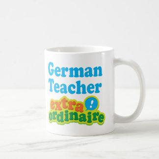 German Teacher Extraordinaire Gift Idea Mugs